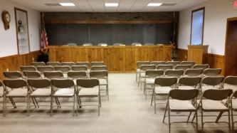 Bridgeton Township Meeting Room