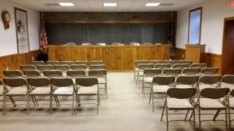 Bridgeton Township Meeting Room