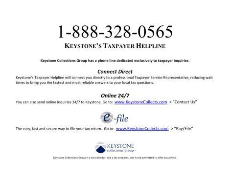 Taxpayer Helpline Flyer_2016