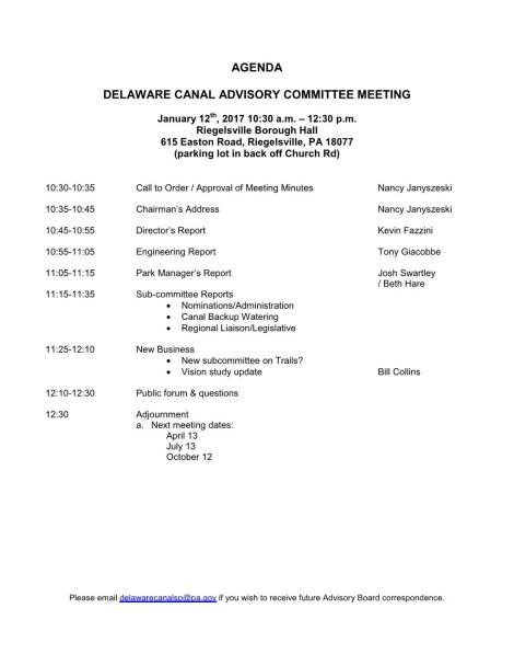 advisorycommittee_agenda_jan2017